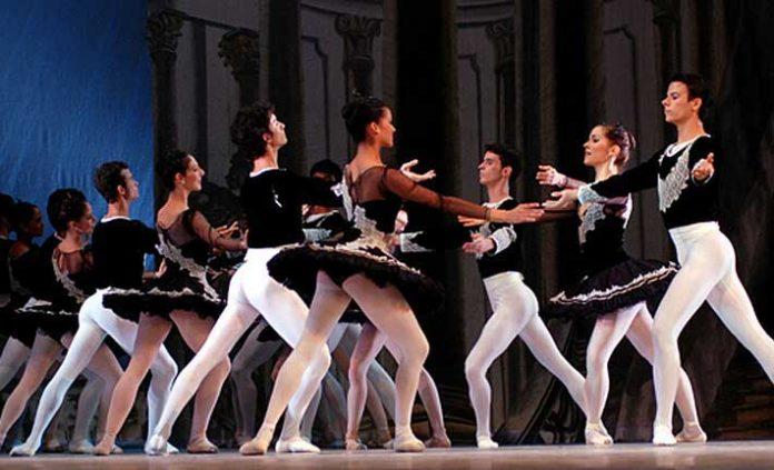 Il Balletto Nazionale di Cuba
