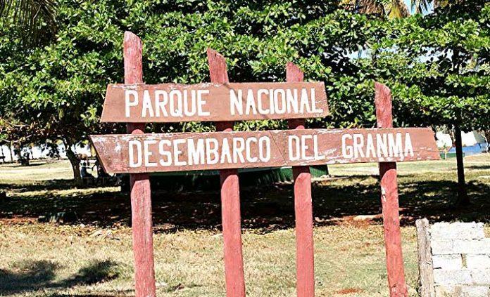 Parco Nazionale Desembarco del Granma