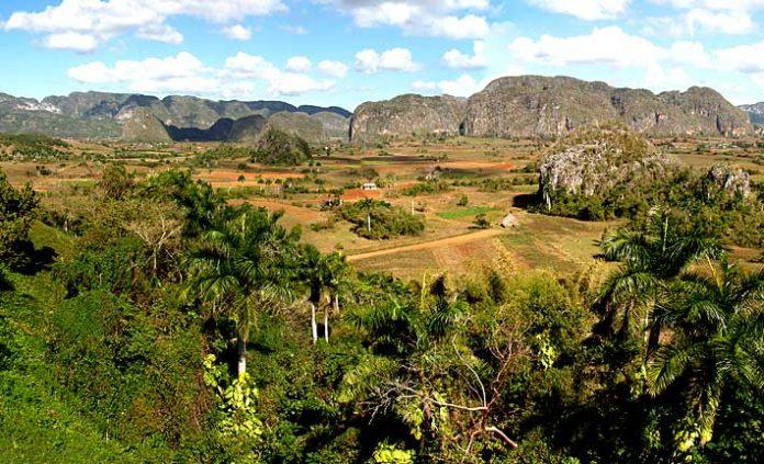 La Valle di Viñales