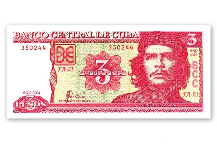 La valuta ufficiale a Cuba