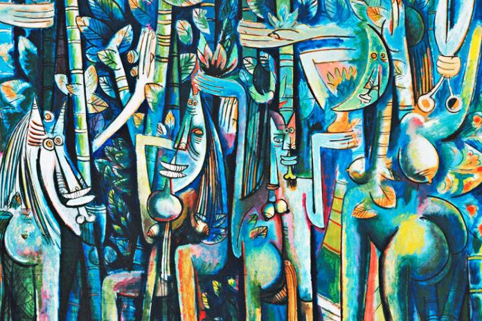Le arti plastiche a Cuba